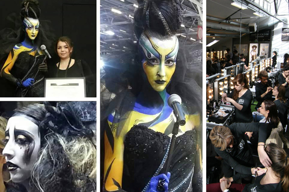 Coaching body painting lyon