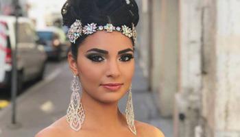 Maquillage coiffure mariage libanannais