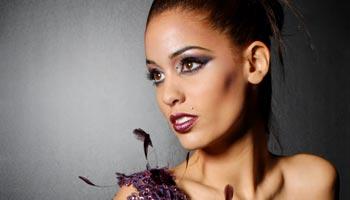 Maquillage mariée Libannais