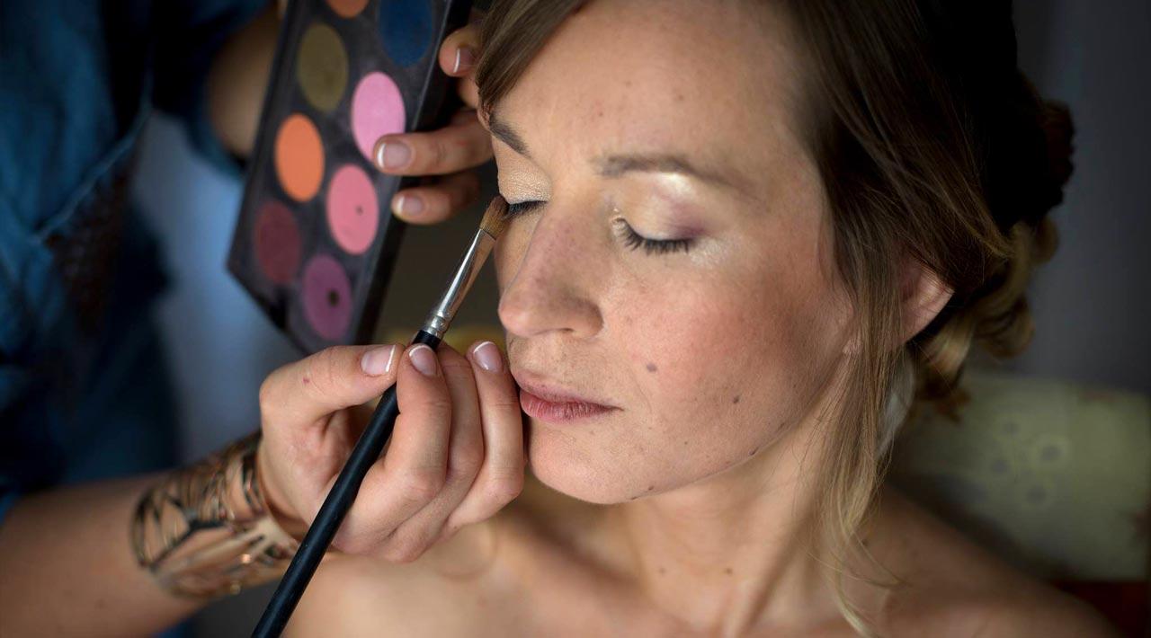 Maquillage mariage Lyon Rhone