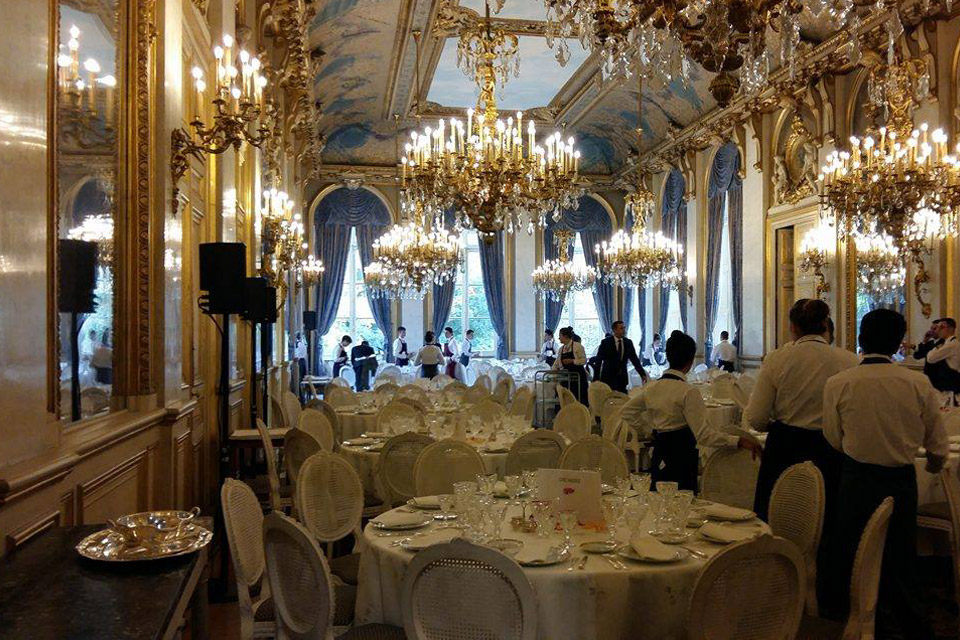 Maquilleuse soirée caritative Rhone Alpes