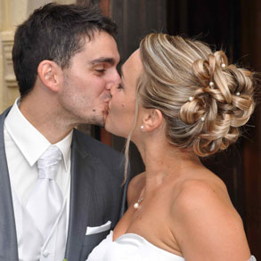 Maquillage mariage audrey et olivier
