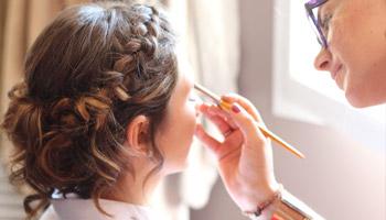 Forfait maquillage coiffure mariée