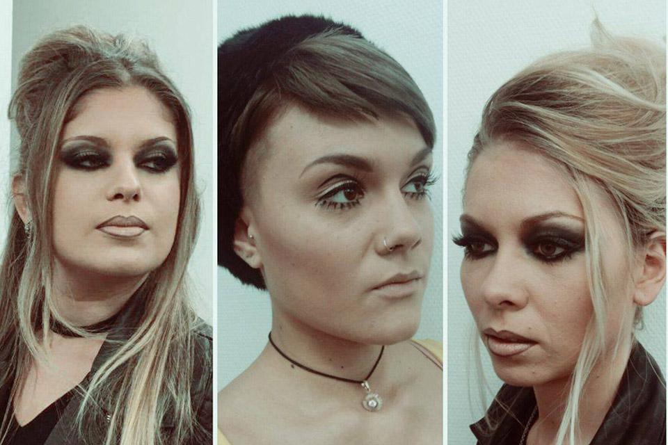 Maquillage années 60