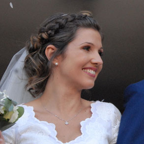 Maquillage coiffure mariage lyon