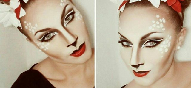 Maquillage fantasie Lyon