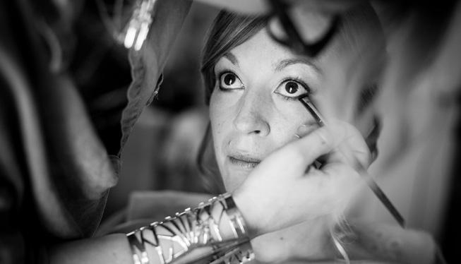 Maquillage mariée rhone alpes