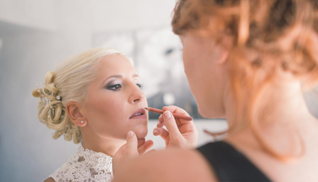 Maquilleuse professionnelle mariage lyon